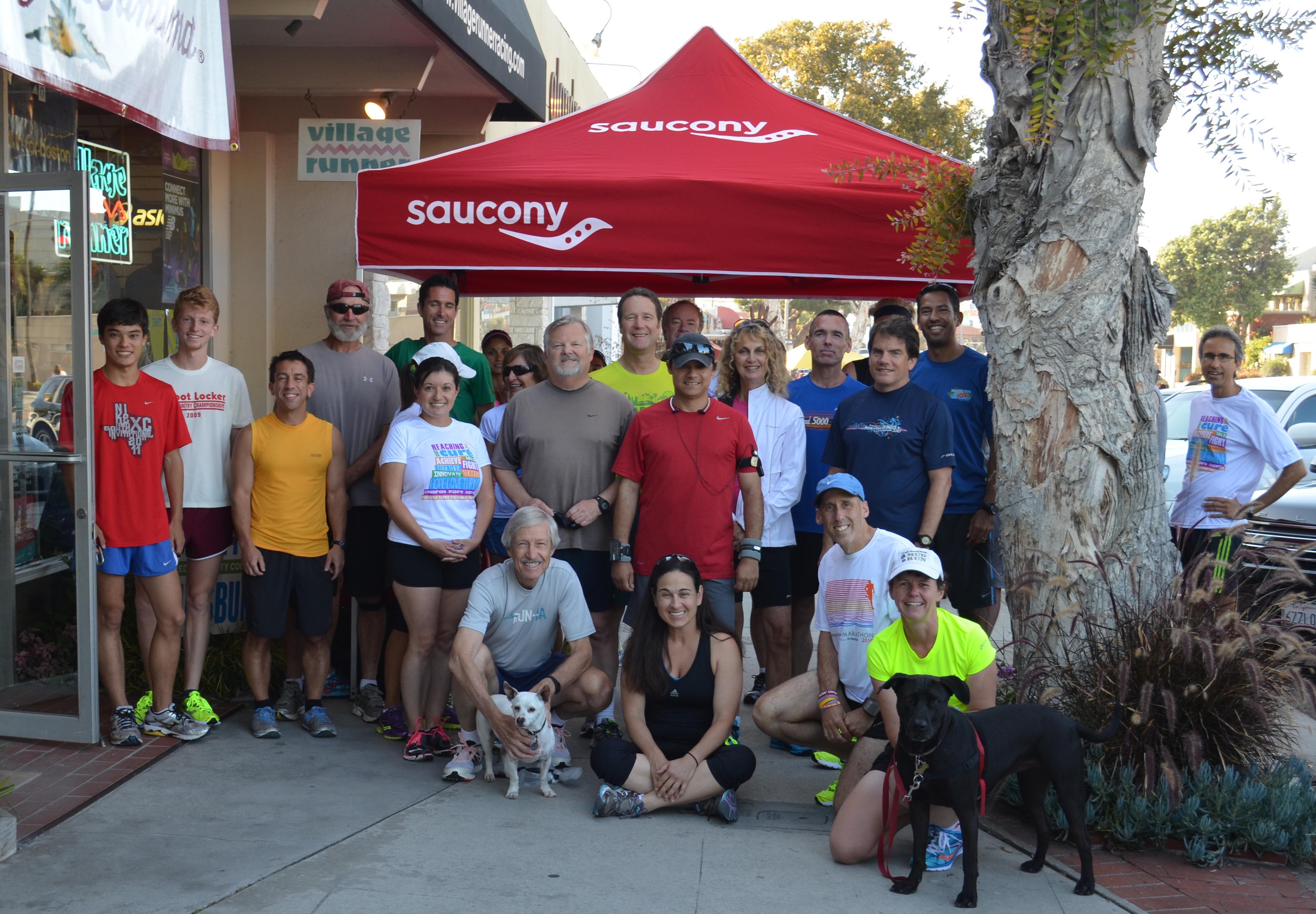 Village Runner South Catalina Avenue Redondo Beach Ca
