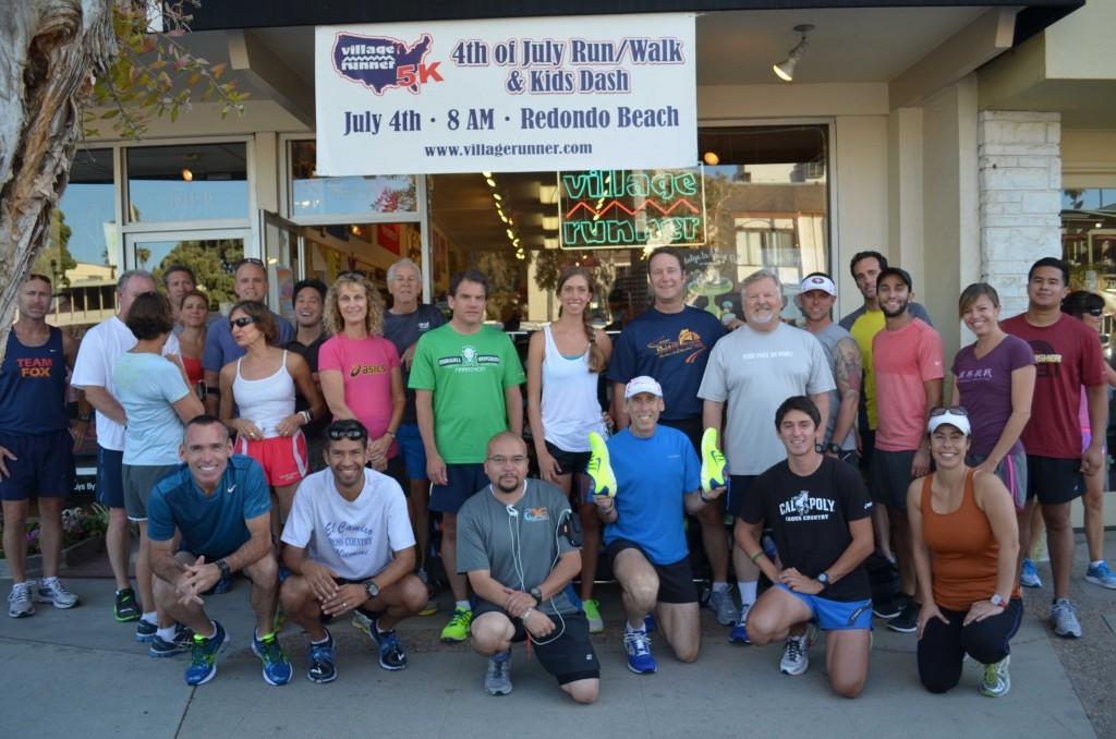 village-runner-nike-fun-run