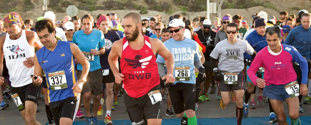 Operation Jack Marathon | Half Marathon | 5K @ Dockweiler State Beach | Los Angeles | California | United States