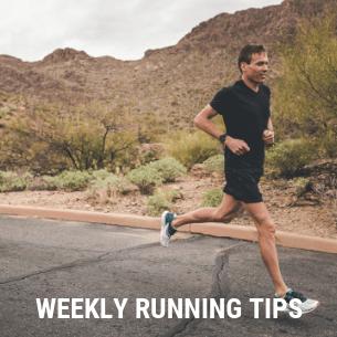Weekly Running Tips
